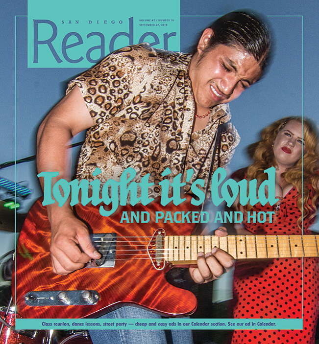 San Diego\'s young guitar heroes | San Diego Reader