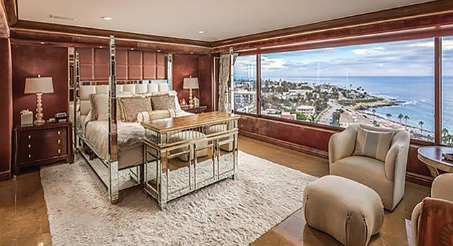 Whatever your definition of elegance and sophistication, this penthouse redefines it.