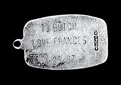Back of medal