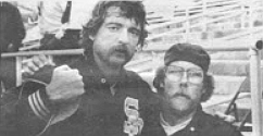 Eric Rasmussen, Mark Lee