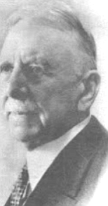 """George Marston (c.1925). Marston wrote of Charles Hamilton (by then long dead): """"He was a rare character, and the only fault he had was that he was too honest for me."""""""
