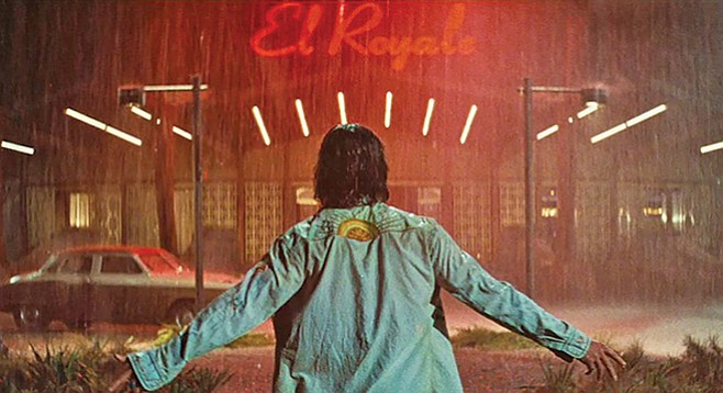 """Bad Times at the El Royale: """"This must be the place!"""""""