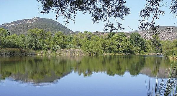 Lake Kumeyaay