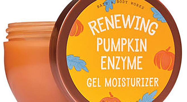 Pumpkin enzymes, oranger than regular enzymes.