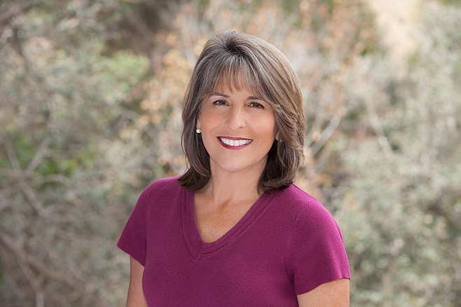 Lorie Zapf escaped term limits when the boundaries of her district were redrawn.