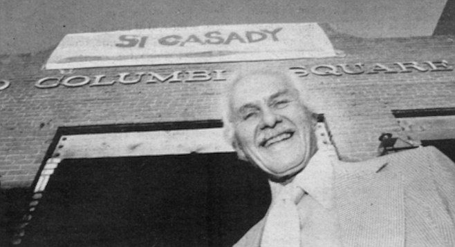 Si Casady – a frequent defender of Fidel Castro; he helped launch the political careers of Barry Goldwater and Lyndon Johnson.