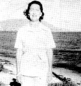 Doris Kamens. A Caesarean section was advised because Dorie had a small pelvis. Morris wouldn't hear of it.