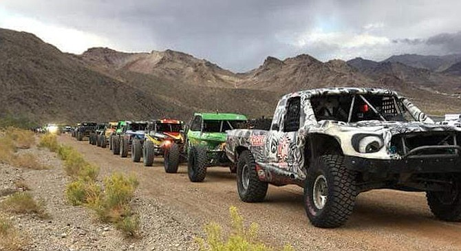 """""""The Baja 1000 will be carried out as it was planned."""""""