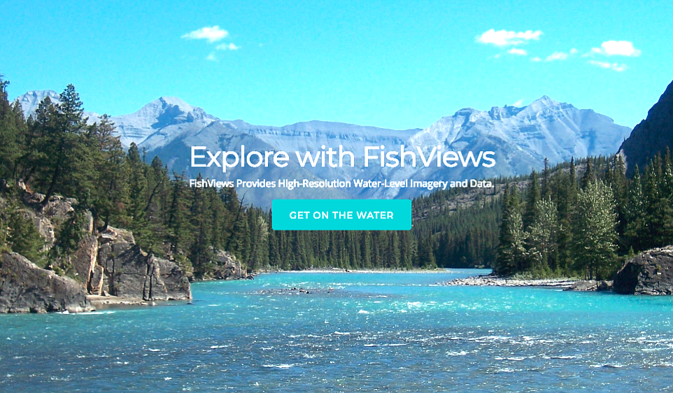 FishViews homepage