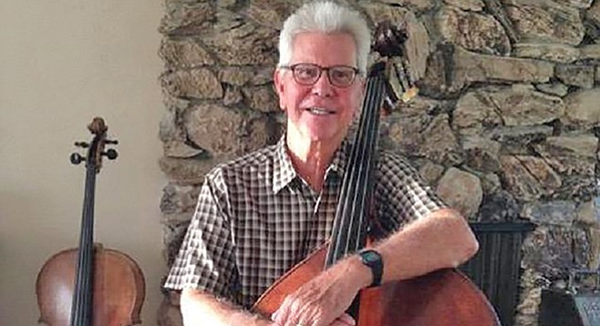 Bob Magnusson's been laying down the bottom end for 53 years