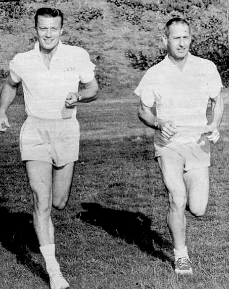 Boyer and Kasch, c.1960. Boyer and Kasch showed that the blood pressures dropped after six months of exercise.