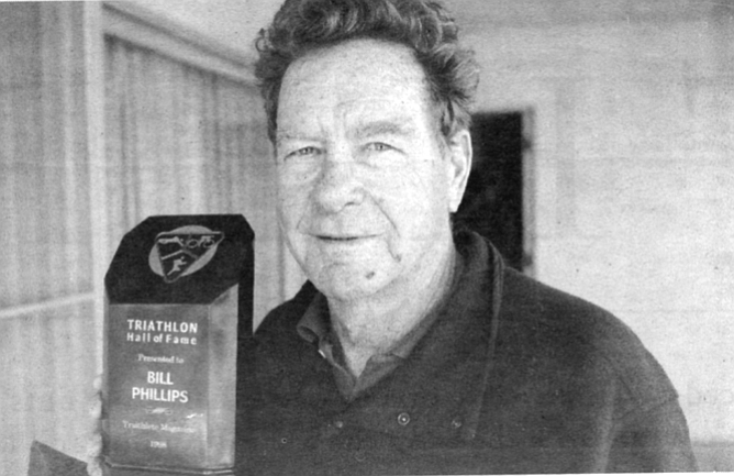 Bill Phillips, a former colleague of Kasch's at SDSU, took 12 first places for his age division in swimming competitions.