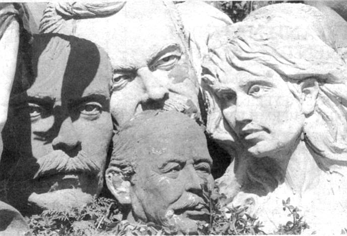 Castano's Heads