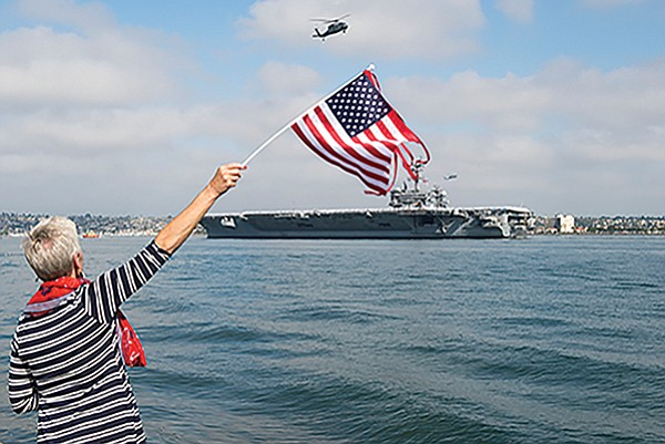 Fleet Week military ship tours