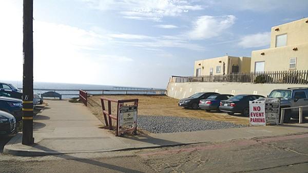 CCC land, Del Monte, Ocean Beach