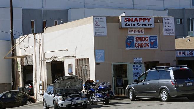 Snappy Auto Service