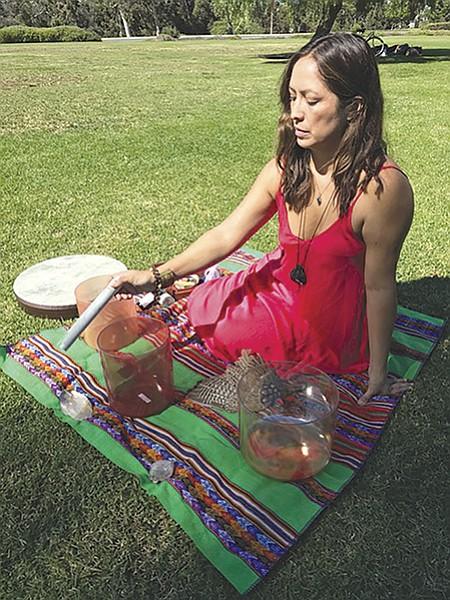 Antoinette Chirinos Sound Healing