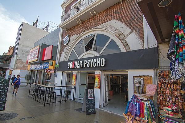 Border Psycho