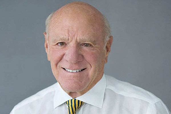 Expedia chairman Barry Diller is against regulating  short-term rentals but is for regulating Google.