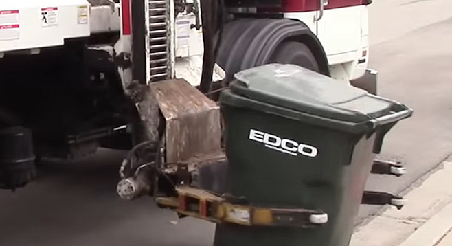 how to get new garbage cans in san diego