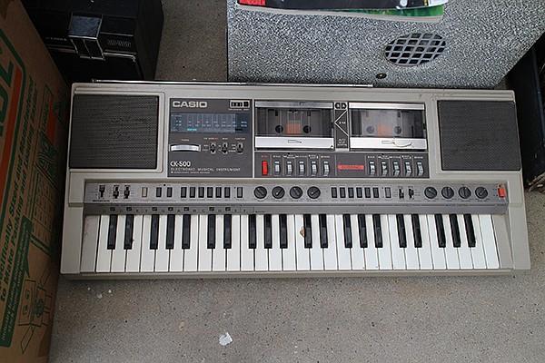 Casio CK-500
