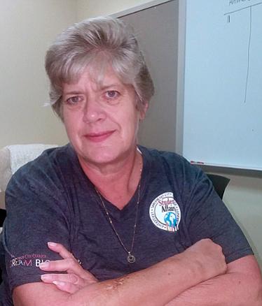Urban Scholars' Barbara Lasure has witnessed former prisoners  suffer panic attacks.