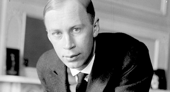 Prokofiev, the epitome of sardonic Soviet critique