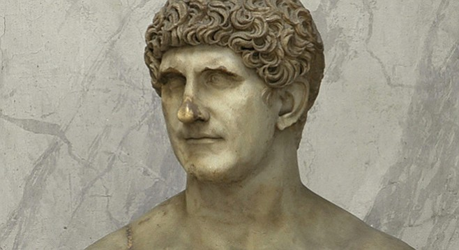 Marc Antony was history's most famous rabble rouser.