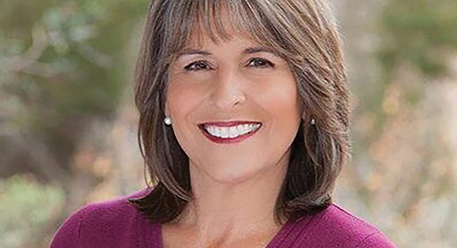 Jumping on the Trump-hate bandwagon didn't get Lorie Zapf re-elected.