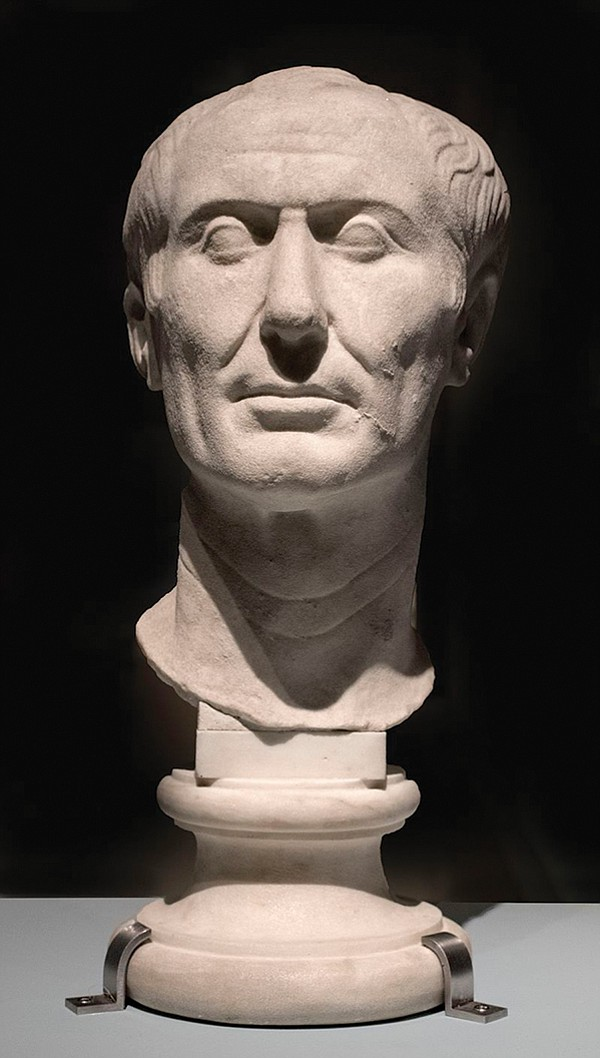 Julius Caesar: noted victim of political incivility.