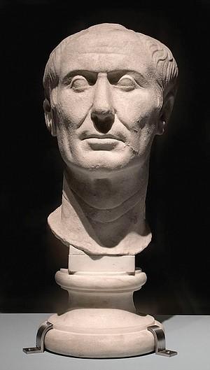Julius Caesar: noted victim of political incivility.