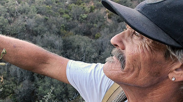 Jim Pintor, lifetime goldseeker