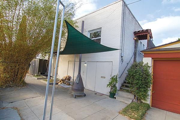 One of Shawn Bakhsh's rental properties