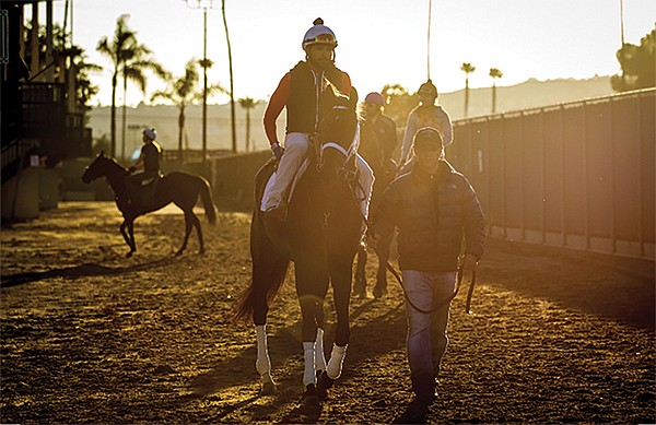 Daybreak at Del Mar