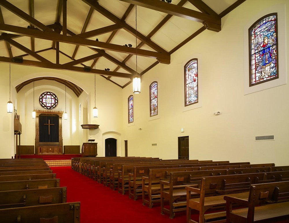 SOHO questioning commercial use of former NTC chapel.