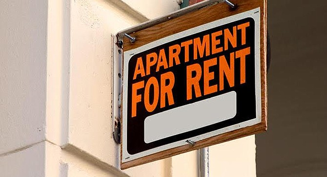 """Scammers must have seen my 'For Rent' sign, took the address, and posted it on Craigslist for a ridiculously low rent."""