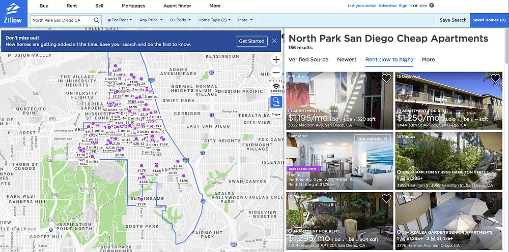 $500 apartment in North Park? – dream on | San Diego Reader