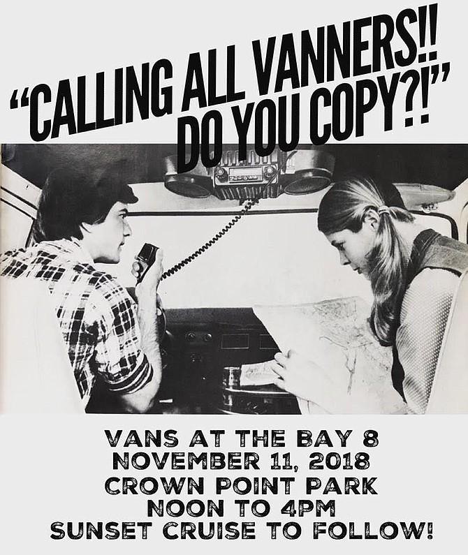 Flyer for gathering