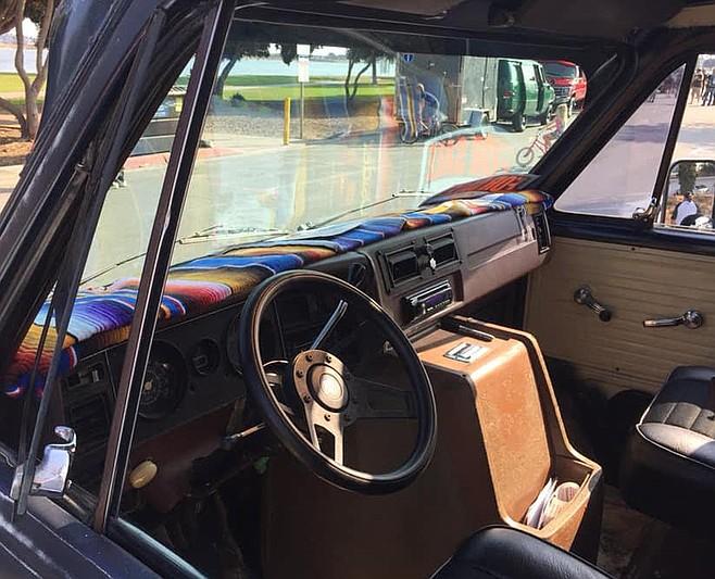 """""""Some people like 'earlies' (1960s vans), some like 'mids' (1970s vans)."""