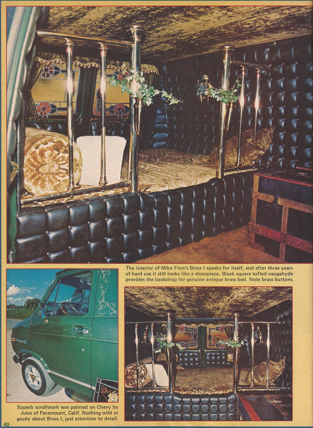 """""""Bubble windows or portholes are hard to find."""""""