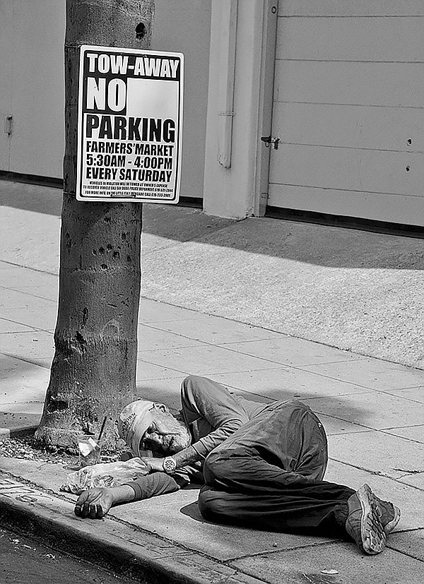 Single room occupancy hotels are disappearing while the number of  homeless people on downtown streets continues to swell.