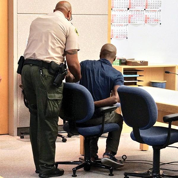 Judge ordered Herbert taken into custody immediately after verdict.