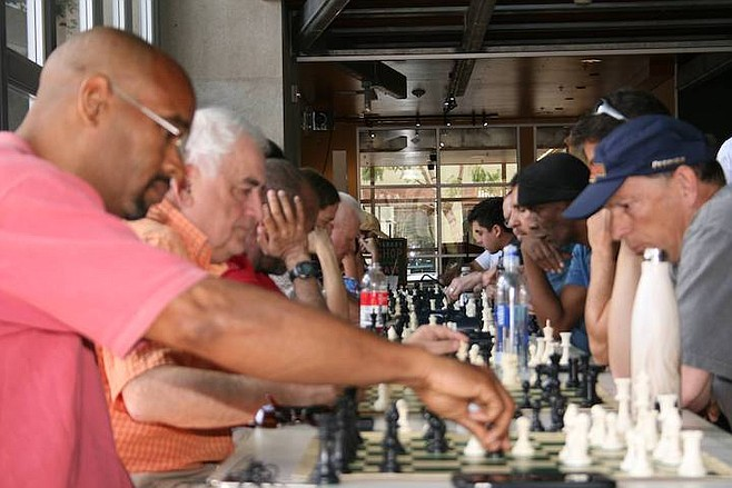 """""""Chess improves concentration; optimizes memory and imagination."""""""