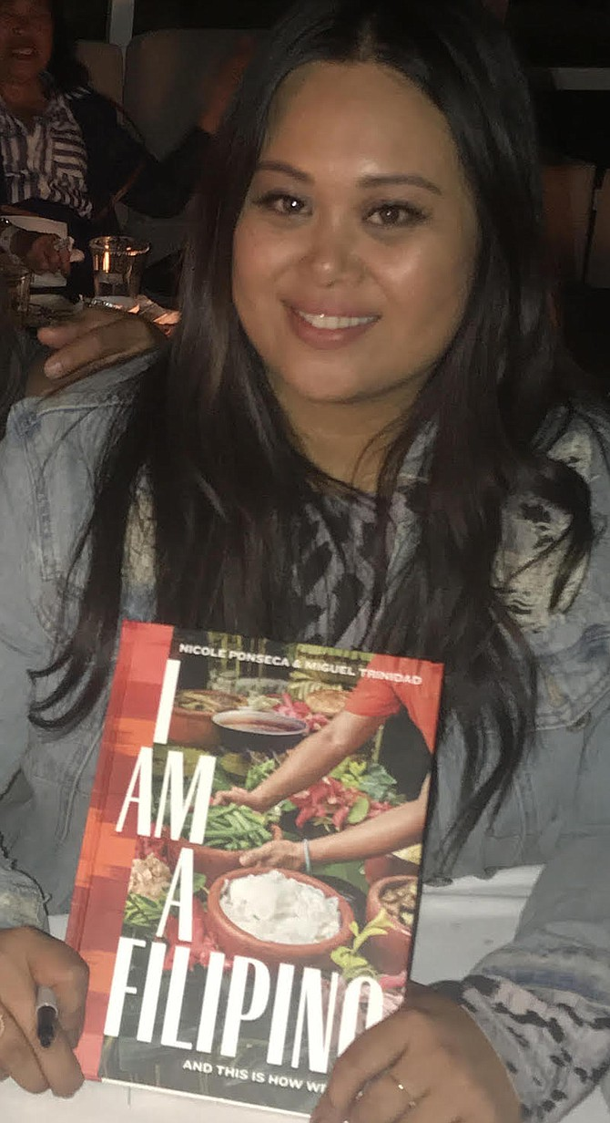 """Nicole Ponseca: """"The cookbook is just an excuse."""""""