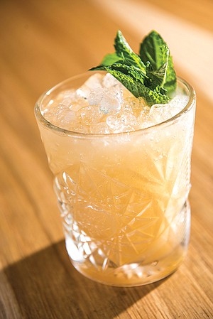 Monkey King's Mai Tai