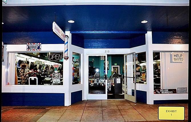 American Deluxe Barbershop