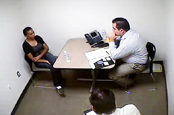 Asiatae questioned by Escondido police detectives: video shown to jury