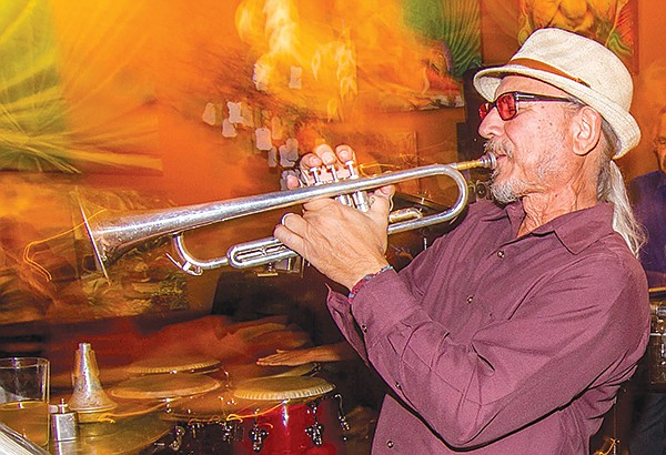 The Bill Caballero Sextet will play at the North County Food Bank Gala
