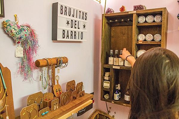 Brujitxs Del Barrio is a well-curated bonanza of covetable goods
