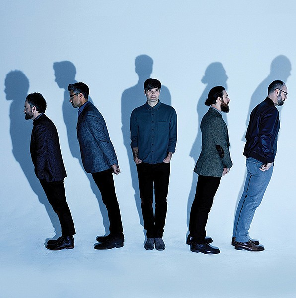 Death Cab for Cutie headline the 2nd Annual Wrex the Halls concert and toy drive